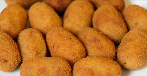 croquetas cocktail